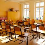 Ein weiterer Klassenraum