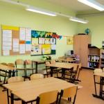 Und noch ein Klassenraum